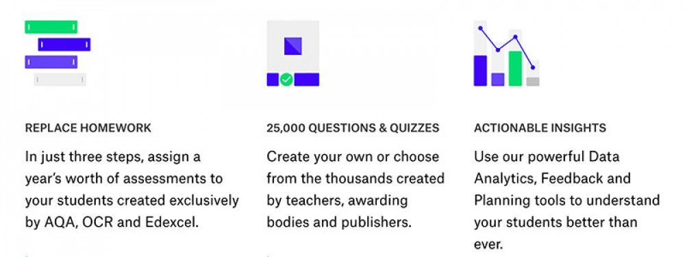 the 90 hottest edtech tools according to education experts create your own quizzes and assessments or choose from the thousands created by teachers awarding bodies and publishers fandeluxe Choice Image