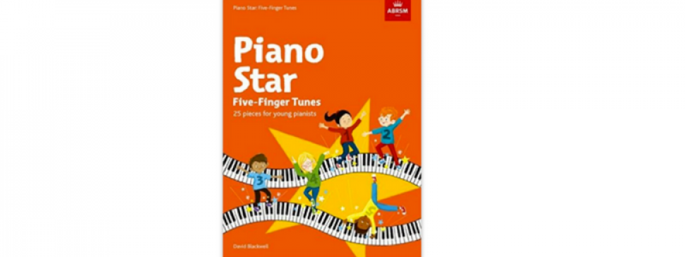 How to learn to play piano the ultimate list for beginners piano star five finger tunes by david blackwell fandeluxe Gallery