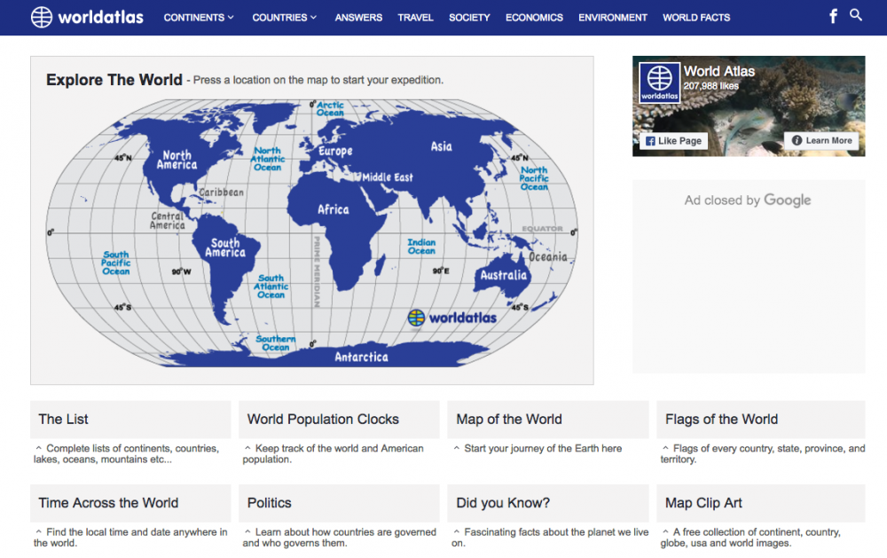 🎓 Learning Geography? Top Websites and Resources That Will Rock