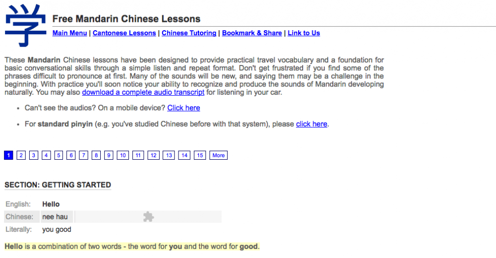 🎓 Awesome Ways To Learn Chinese: The Ultimate List of