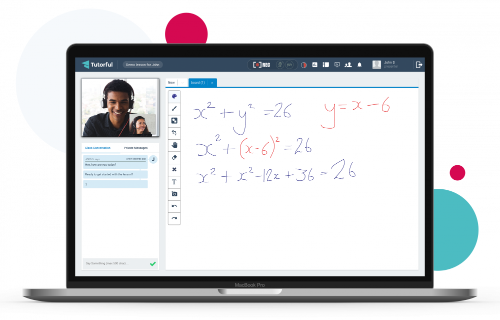 online maths tutoring