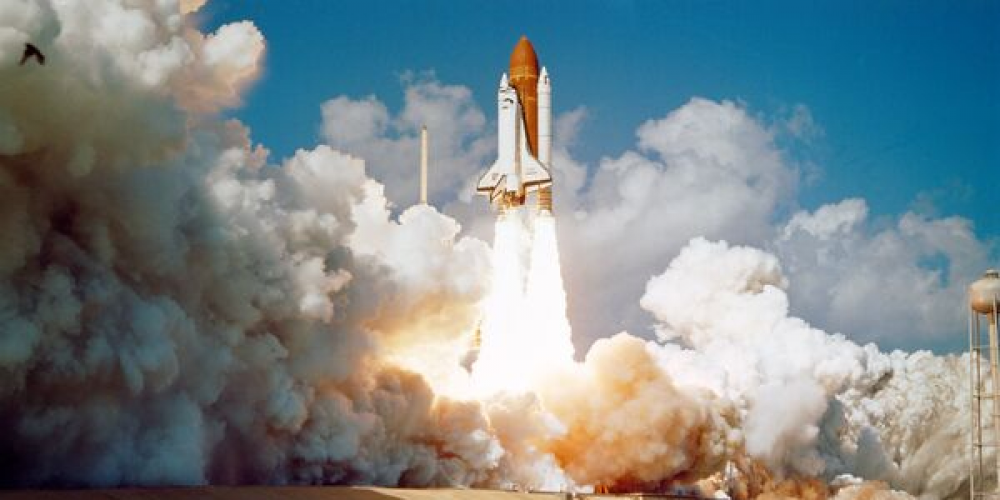 Rocket Launch NASA Kennedy Centre