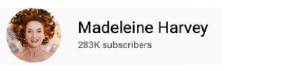 madeleine harvey youtube icon