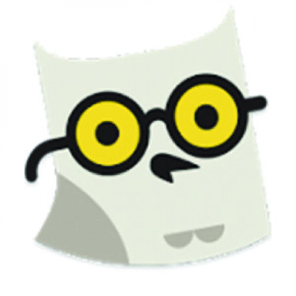 cartoon owl glasses