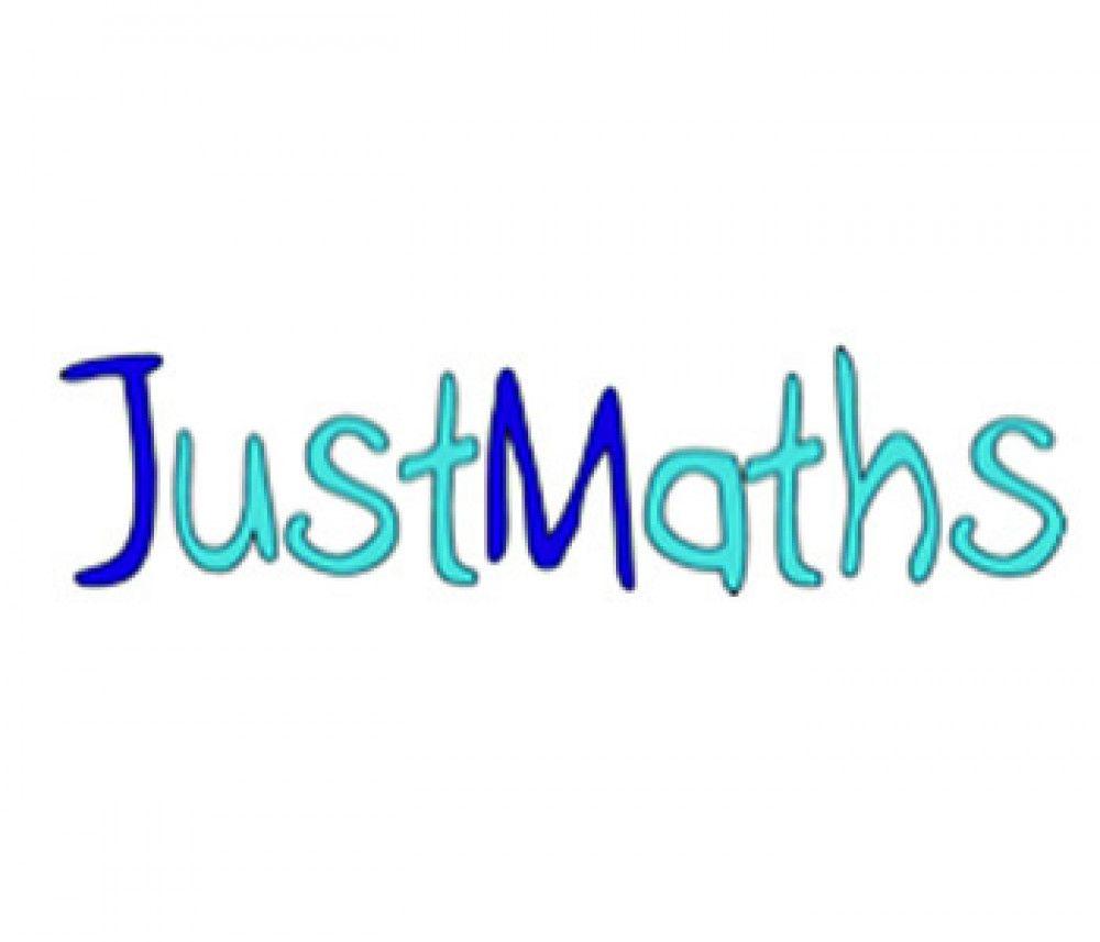 just maths logo