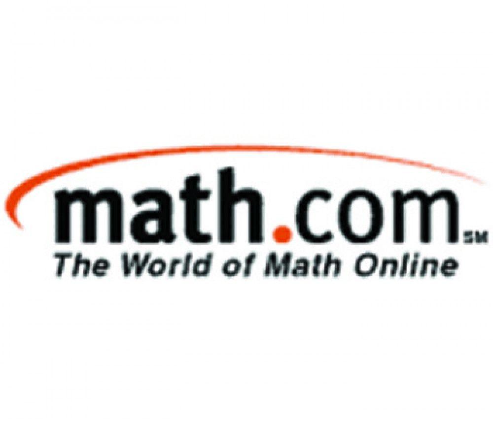 black text logo orange line