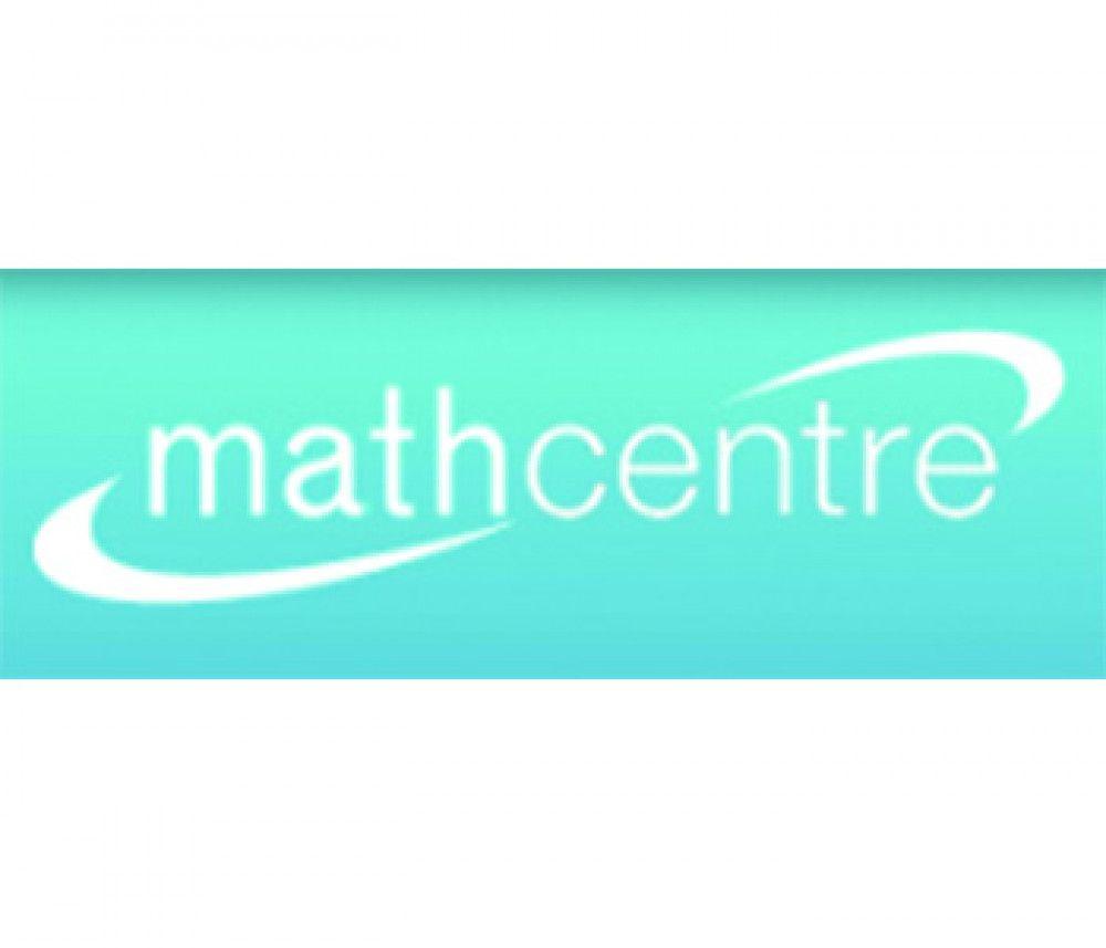 blue gradient white text curve logo