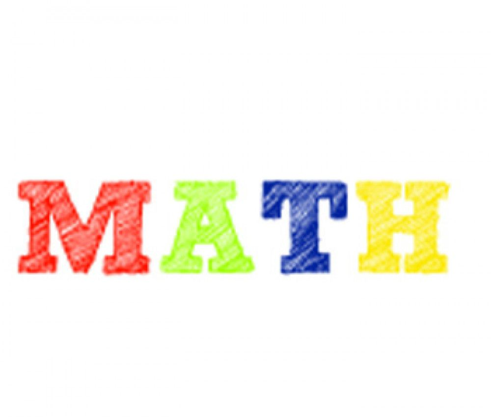 maths crayon primary colours