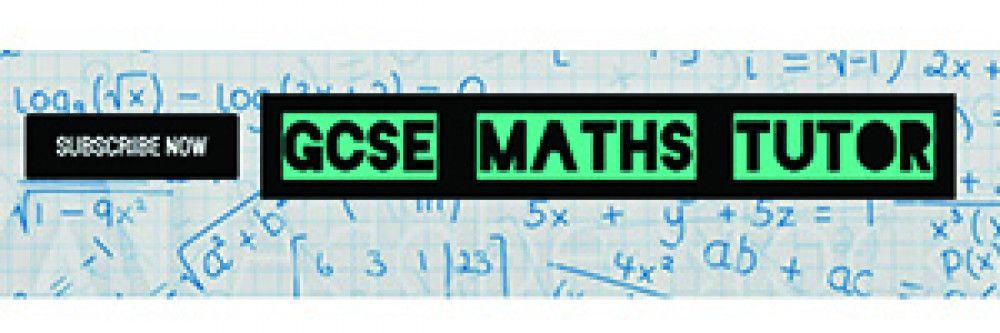 maths symbols black banner