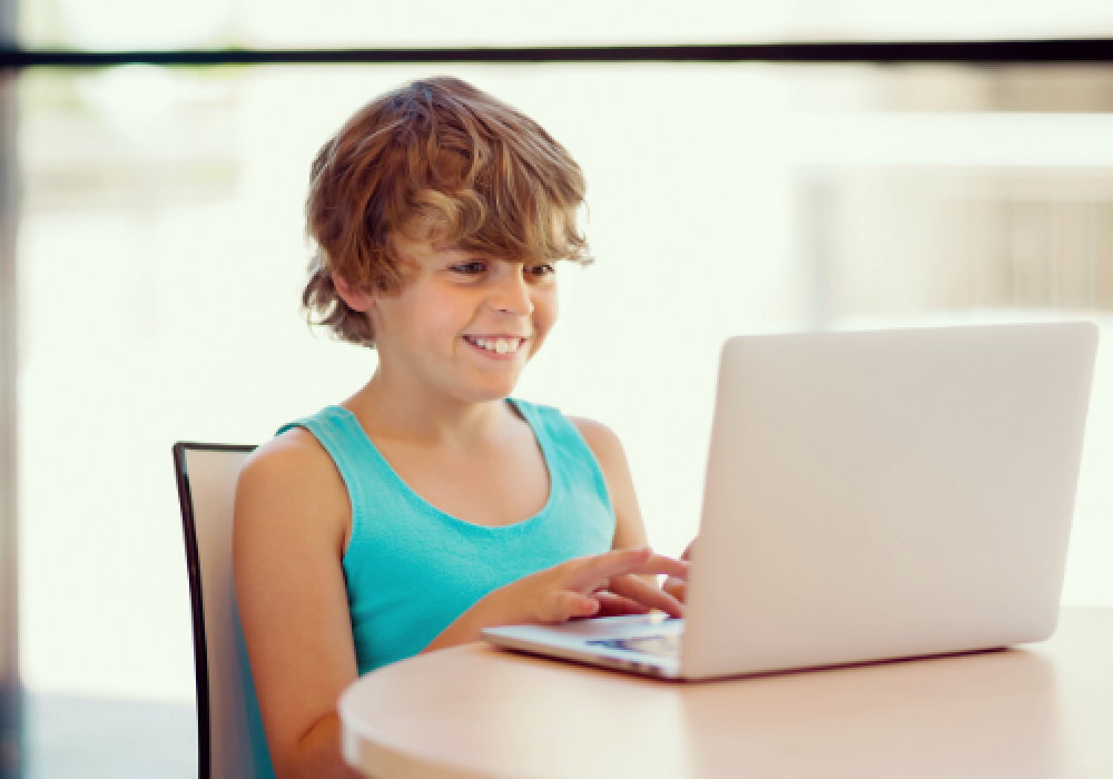 little-boy-with-laptop