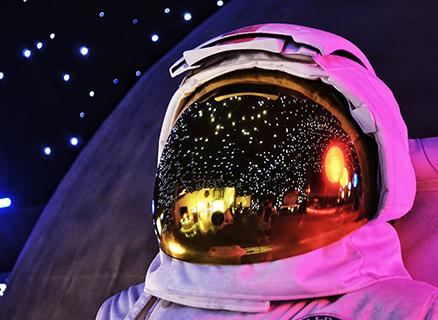 Grammastronauts: Space SPaG Hunt