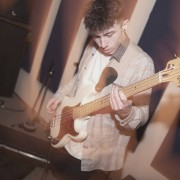 Enthusiastic Drums, Guitar, Bass Guitar Teacher in Jarrow