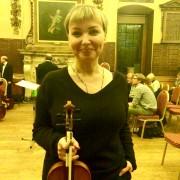 Enthusiastic Violin Teacher in London