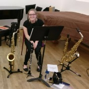 Expert Clarinet, Flute, Music Theory Personal Tutor in Monmouth